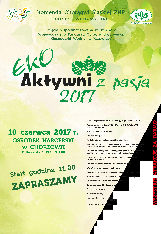 EkoAktywni z pasjia 2017
